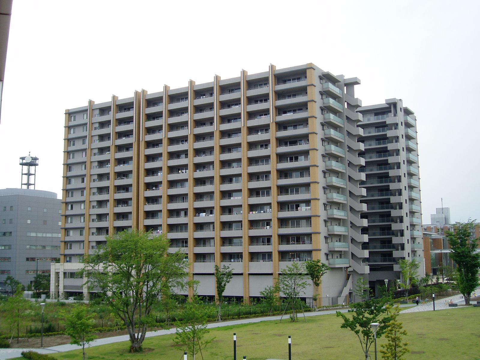 サンクタス立川(集合住宅)