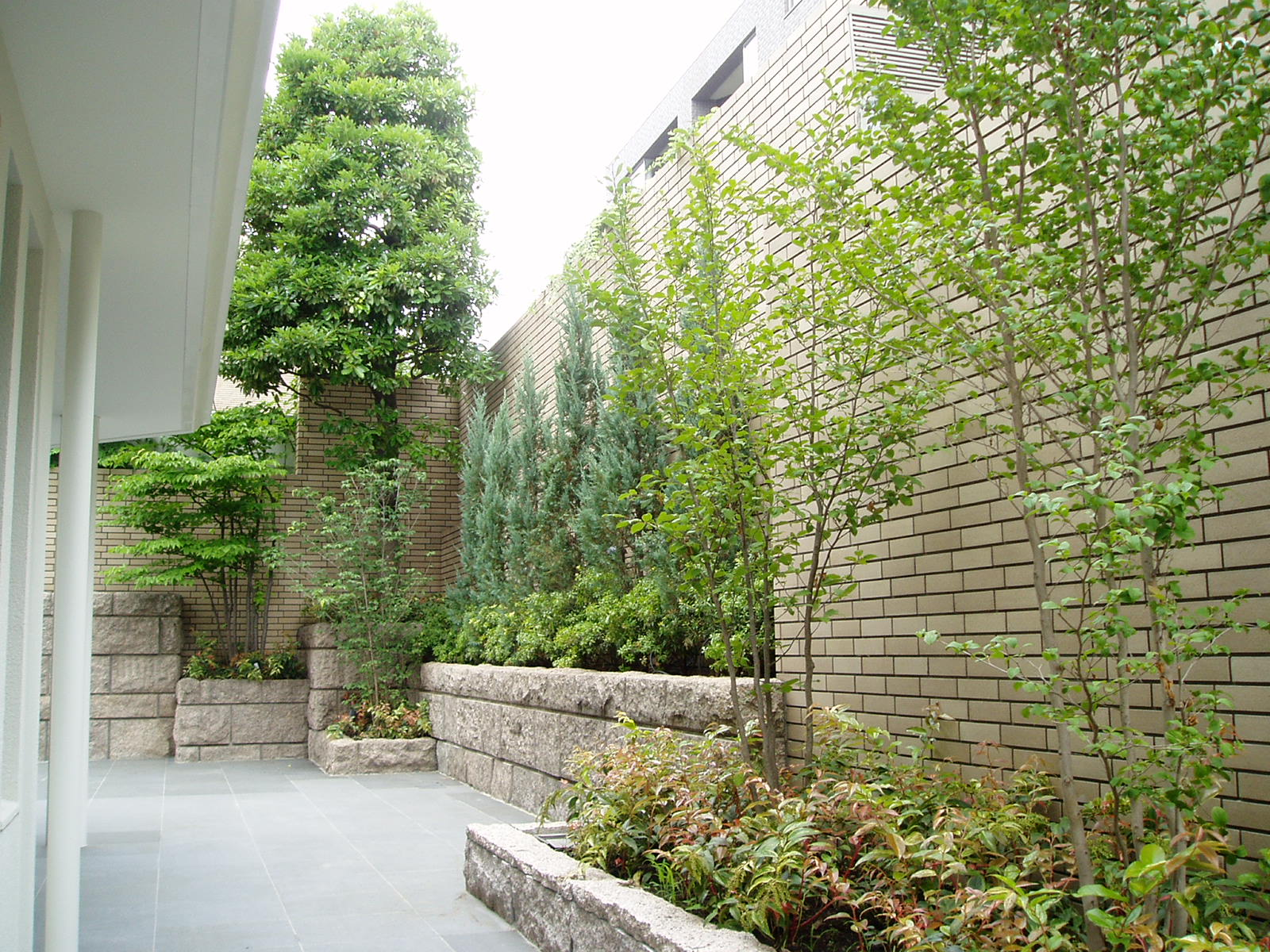 F邸(個人庭園)