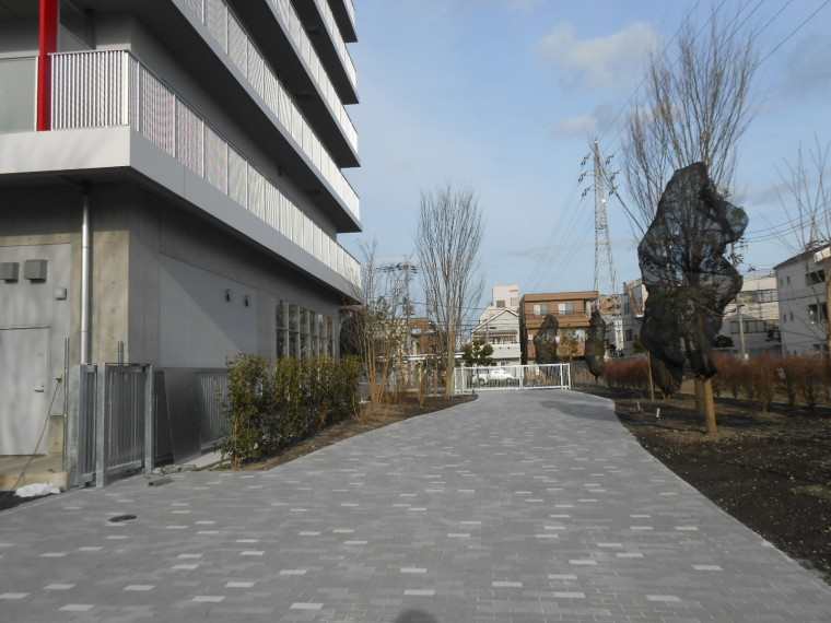 東京芸大学生寮整備計画