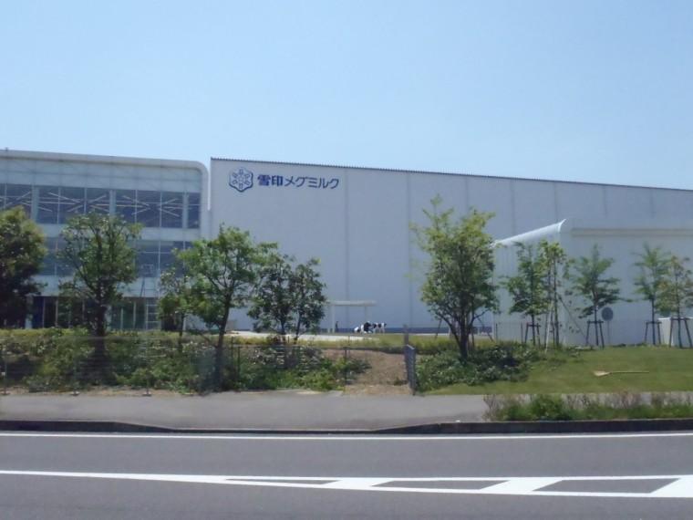 雪印メグミルク㈱阿見工場維持管理