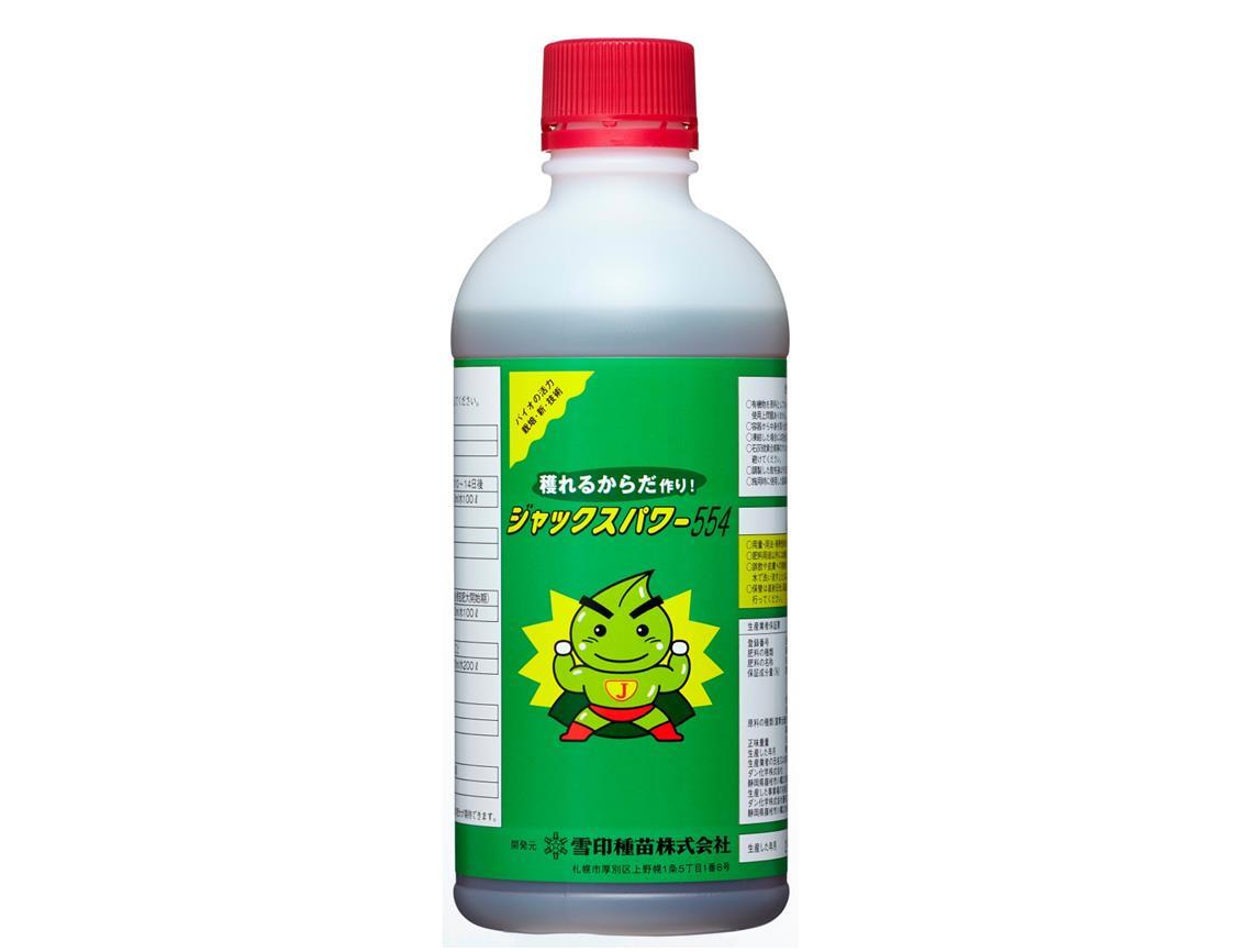 ジャックスパワー554_500g(東北・関東地区限定品)