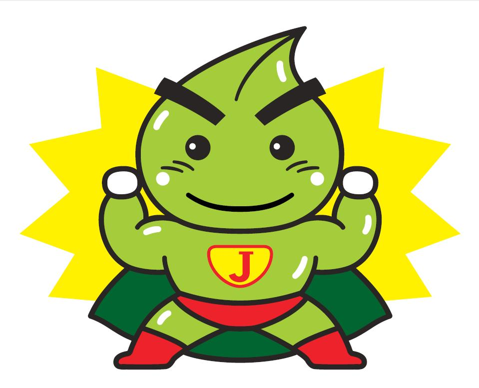 ジャックスパワー554キャラクター